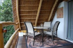 Easy five Double room Leopard - Deck