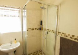 Shared shower facilites