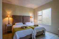 Luxury rooms with single beds