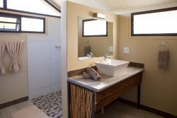 Etosha Village Units Bathroom