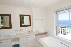 En Suite Bathroom with Glorious Sea View