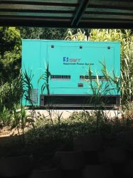 Full back up generator power