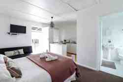 Self Catering Room with Double Bed Only