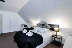 Self Catering Room with Double Bed and Two Single Beds