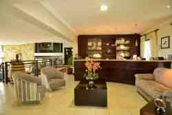 Glenburn lodge Spa - Reception