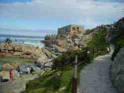 Hermanus,one of the best whale watching in the world