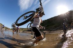 Mountain biking - Cape Pioneer Trek