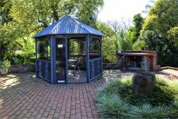 Smoking Gazebo
