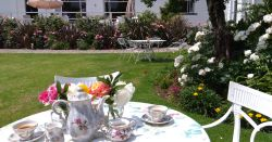 English Country Tea Garden
