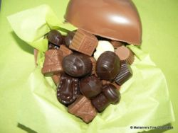 Home made Belgian quality chocolates
