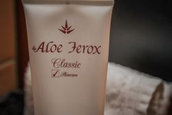 Aloe Ferox products in all rooms