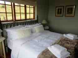 Gum Tree Glen is famous for its hotel quality linen and comfy beds!