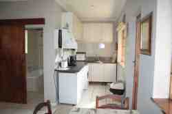 Fully equipped self-catering kitchenette
