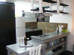 Unit 2 - open plan Kitchenette
