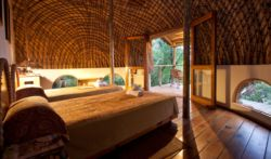 Rooms inspired by Zulu architecture