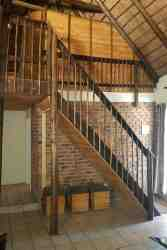 Bosveld Cottage - Staircase