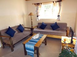 Blesbok Cottage - Lounge