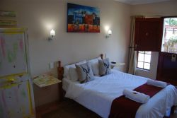 Family Room -  2 x Rooms with Bathroom en-suite - Double Bed and 3 x Single Beds - Room 4