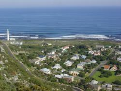 View of Kommetjie coastline