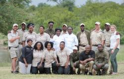 The Kambaku Safari Lodge Team go out of their way to ensure every guest is made to feel at home.