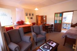Karoo Cottage interior