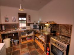 Full sized fully equipped kitchens in each of the 4 cottages