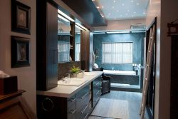SUITE LA LUNA EN-SUITE BATHROOM