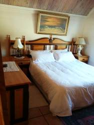Bedroom and dressing table