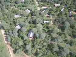 Aerial View of Burchells Bush Lodge