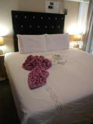 Executive Room, spacious, ensuite, flat screen TV, Air conditioner, mini fridge