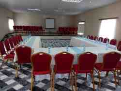 Conference Room that can acccommodate 150 people