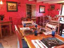 Kuilfontein Stable Cottages B&B - dining room