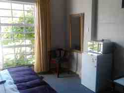 Double Bed Room (Sharing Bathroom) *ROOM 2*