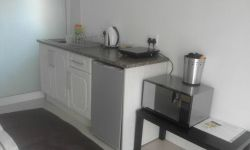 Self-Catering:  Kitchenette: *ROOM 4*