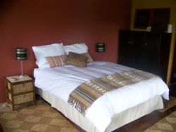 Bed and Breakfast accommodation - ensuite with shower