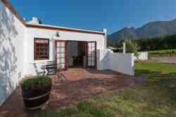 Pinotage Cottage Exterior