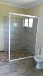 Shower Cubicle for other guests