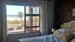 Main house double bed french decorated room sea view