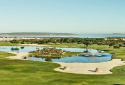 While the natural green environment initially made this the perfect setting for a superb golf estate, Langebaan Country Estate has since developed into much more than simply one of the Cape's most renowned golf destinations. Offering top-class accommodation and a variety of amenities and activities, a visit to Langebaan Country Estate is an exceptional experience for people of all ages.