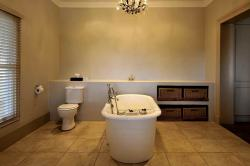 Bridal Manor House suite free standing bath tub