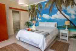 La Tortue Bedroom view
