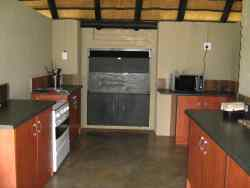 Pumula Communal Lapa with Gas braai and fuly fitted kitchen