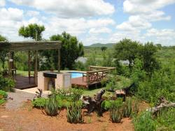 Communal pool for Fish Eagle and King Fisher