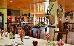 Inner Dining Area at Linksfontein