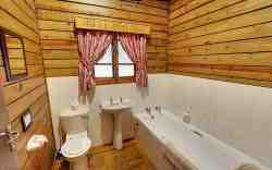 Timber Chalet Bathroom
