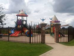 Kiddies Play park U/12yrs