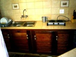 Lothlorien Cottage - Fully equipped kitchen for self-catering