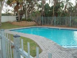 Pool in Complex and Braai Area