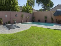Swimming Pool, Trampoline and garden area available to all guests