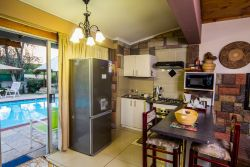 The Rock Pool Cottage Kitchenette